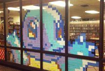 Dekorera biblioteket