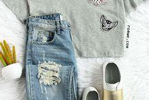 estili de ropa