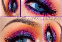 Hair, Makeup & Nails / Beauty ideas / by Heather McIntosh