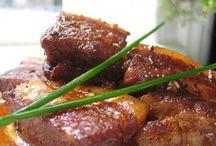 肉料理 / 豚