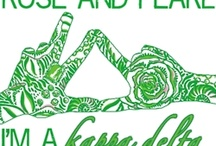 Kappa Delta by Frill Seekers Gifts