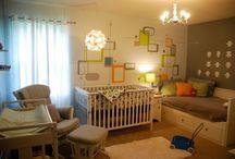 boys room / by Alaine Garrett