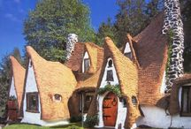 Storybook Homes / The kind of homes you would find in a Storybook