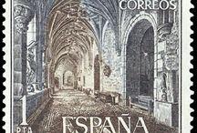 Sellos Monuméntos Españoles