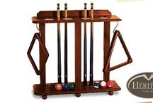 Pool Cue Racks / Our Selection of Quality Pool Cue Racks