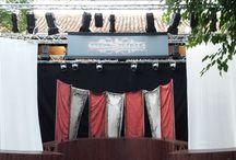 Festival de Teatro Clásico de Getafe / Momentos de las obras celebradas en el Hospitalillo de San José