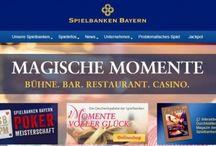 Top Spielbanken / Die besten Spielbanken in Deutschland, Österreich, Schweiz und im benachbarten Ausland.