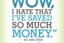 saving money / by Latoya Johnson