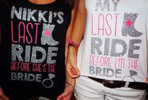 BACHELORETTE PARTY B*%#H!!!!! / by Brittany Christopher