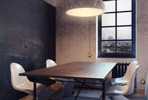 Furniture and Decor / Decorating inspiration for your luxury apartment.