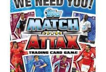 Match Attax 2013 - 2014 / The new Match Attax 2013 - 2014 collection will be released on September 26th 2013. You will be able to purchase these cards from www.mytradingcards.co.uk.  http://www.youtube.com/watch?v=yKD-ccc51vE