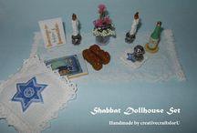 Jewish dollhouse