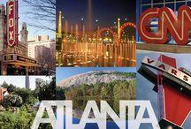 InAtlanta / A Pinterest page to accompany my Twitter feed InAtlanta w/DavePrice / by David Price
