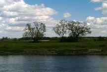 Rzeka Narew / Przeszłość.