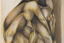 ART - Jackson Pollock / by Harkness Edwards