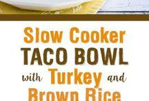 Food - slow cooker