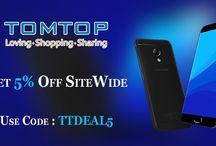 TomTop Coupon & Promo Codes