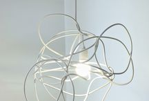 Levitation Lamp / The Studio's first lamp design, from 2006.