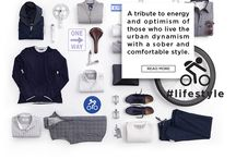 Lifestyle / Lifestyle is the tag used by Boggi Milano dedicated to the men that select a casual style independently from trends. It's a perfect balanced between the world of fashion and the world of sport, created for the metropolitan man: the one who always loves feeling at his ease also at work and wears a mix of clothes from what once was considered opposite poles.