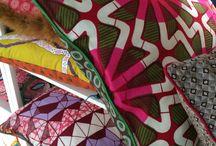 Chic@Home / Kleurrijke kussens met prachtige dessins