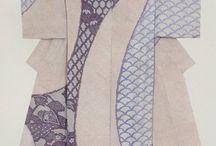 Kimono & Haori & Obi / by Shekina Niko