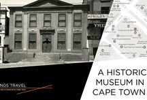 Crossings Travel - Historical places Cape Town