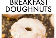 healthy cinnamon doughnuts