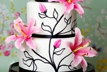 Pink Stargazer Lily Wedding