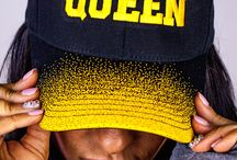 Booty Queen Hats / A collection of hats from Booty Queen Apparel