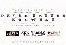 Perła Tattoo / Perła Tattoo Konwent - fenomenalne tatuaże i alternatywne brzmienia w Lublinie- mieście inspiracji