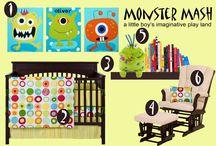 Boys room/playroom ideas / by Cristina Alonso
