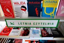 Krytyczne czytanie / Letnia Czytelnia Krytyki Politycznej w Mielnie