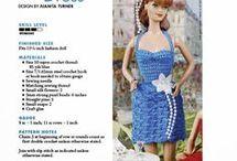 Barbie paterns