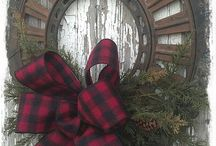 Christmas - Wreaths / decorations
