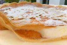 Pastela con Mousse de Yema