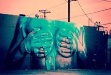 Graffiti/Art / All types of graffiti and other random artiness