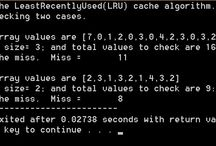 How to implement Least Recently Used(LRU) cache algorithm code (AMCAT automata code) http://mindxmaster.blogspot.com/2015/11/how-to-implement-least-recently-usedlru.html