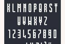 FSG Typografie / Arbeiten aus dem Typo-Unterricht in der FSG