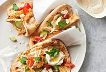 Dinner Ideas / Recipes for dinner and supper.