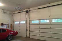 Beautiful CHI Garage Doors / Garage doors installed by Rolling & Sliding Doors of Dayton