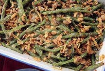Veggies - Green Beans & Asparagus