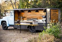 Food Truck BBQ / wedding / country gourmet food