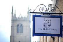 Experience the Surrounding Area / Add these must see places to your 'to do list' when you stay at The Bull & Swan