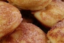Pannenkoeken en poffertjes