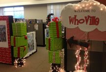 work cubby decorating