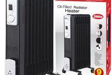 Black Electric Heater Portable Energy Economy Home Furniture Christmas Gift Xmas