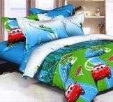 постель