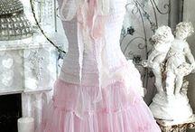 Dress forms / by Deni Fender