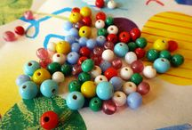 Beautiful Beads / A collection of beautiful beads