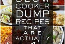 Dump Recipes
